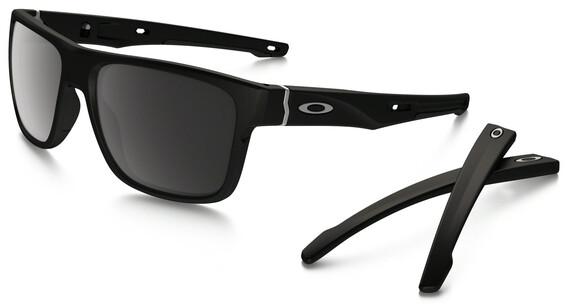 Oakley Crossrange Okulary rowerowe czarny